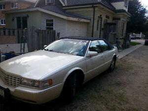 1996 Cadillac STS Sedan