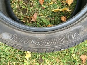 high end tires for sale -good tread left West Island Greater Montréal image 2