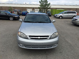 2004 Chevy Optra . CERTIFIED,E TESTED, WARRANTY.