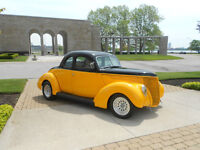 1938 FORD STANDARD COUPE