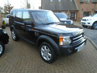 2006 55 Reg Land Rover Discovery 3 2.7TD V6 Auto HSE