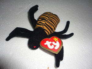 TY SPINNER THE SPIDER BEANIE NEW WITH TAG London Ontario image 5