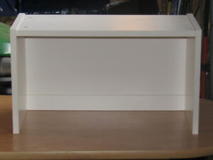 "Extension for an Ikea 23.75"" Wide White Billy Bookcase"