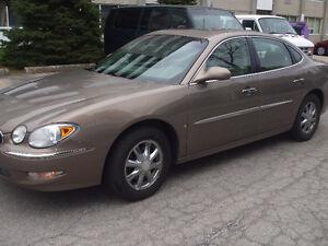 2006 Buick Allure Sedan CXL Model, Brown.