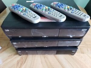 BELL Satellite 9241 HD PVR x3 and dish - $200 (Surrey)