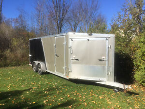 7 x 23 Stealth Enclosed Trailer
