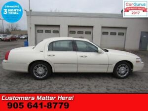 2007 Lincoln Town Car Signature Limited  (NEW TIRES) 4.6L LEATHE