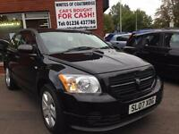 DODGE CALIBER 1.8S 5dr GREAT VALUE FOR MONEY