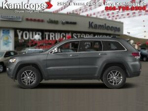 2017 Jeep Grand Cherokee Limited   -  Power Liftgate -  Bluetoot