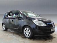 Vauxhall Meriva 1.7 CDTi 16V Exclusiv 5dr Auto