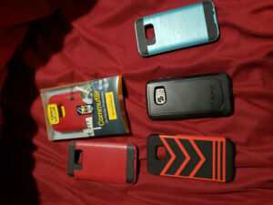 Samsung Galaxy s7 and 5 cases