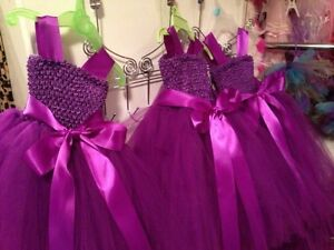 Creative and customs made tutus!