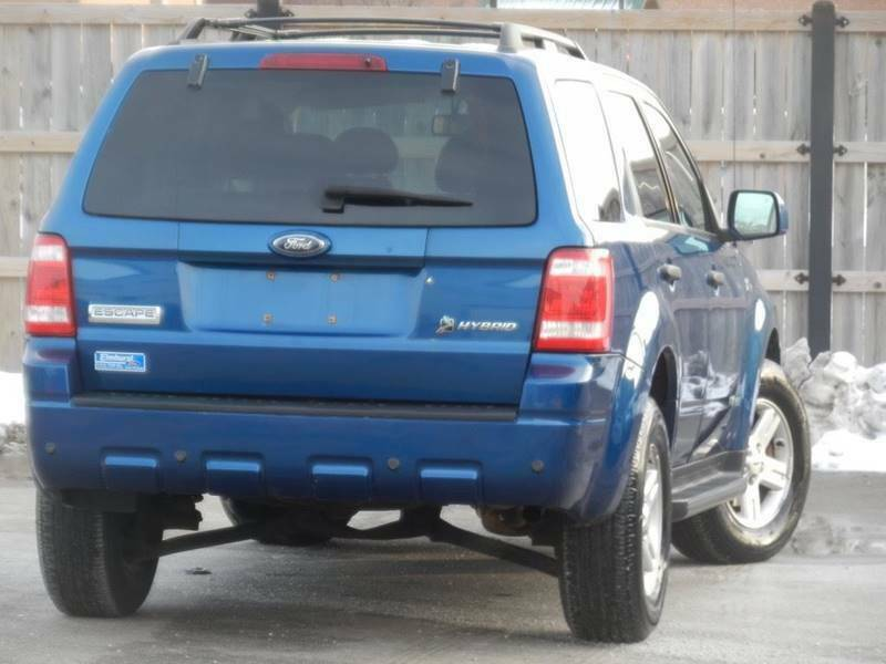 Image 12 Voiture American used Ford Escape 2008