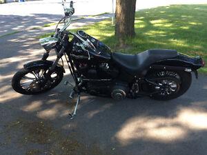 Harley Davidson SOFTAIL MODIFIÉ NIGHT TRAIN !!! **PRIX RÉDUIT**