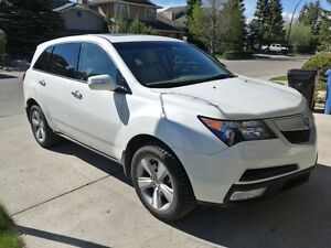 2012 Acura MDX 7 passenger SUV for sale