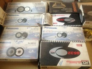 car audio speakers amps mount kits ,  for sale or trade