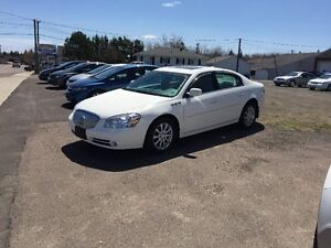 2010 Buick Lucerne CXL MOON Sedan