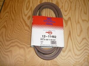 Brand New Lawn Tractor V-Belts London Ontario image 2