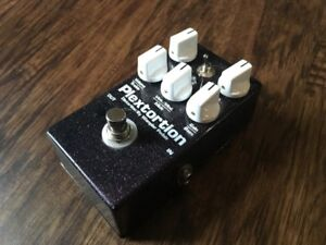 wampler plextortion and a greer burning goat overdrive