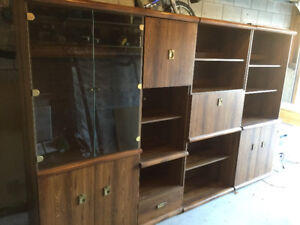 4-Piece Wall Unit -  Free with pick-up!