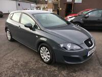 5909 Seat Leon 1.4 S Grey 5 Door 66177mls MOT 12m