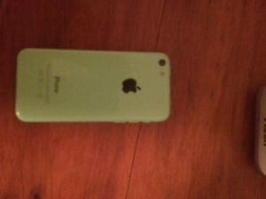 Iphone 5c with bell