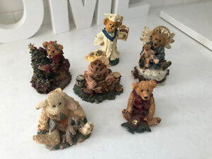 Boyds Bears and Friends - Figurine Collection