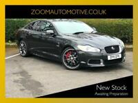 SOLD Jaguar XFR 5.0 V8 SALOON SUPERCHARGED 100 PACE LTD EDITION 500 BHP