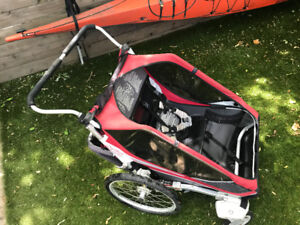 Stroller Thule Chariot Double Stroller