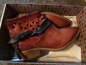A.S 98 high-quality leather boots