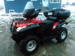 2013 CFMOTO fully loaded 4x4