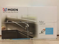 FOR SALE! Brand New MOEN Kitchen & Bathroom Faucets
