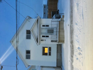 Beautifull 3 bedroom downtown Timmins