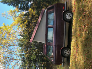 Clean and Running 1991 Vanagon Weekender Carat FOR SALE