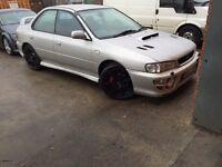Subaru Impreza 2000 Turbo UK Classic