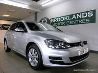 Volkswagen Golf TDi 1.6 TDI BLUEMOTION 105PS [4X SERVICES, FREE ROAD TAX and DAB