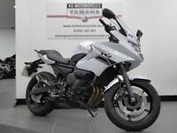 64 REG YAMAHA XJ6 DIVERSION F IMMACULATE ONLY 1461 MILES FULL HISTORY