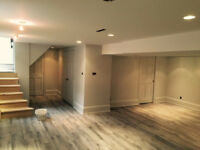 General Renovations and Basement Renovation! FREE QUOTE!