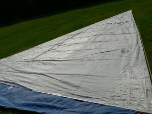 3 mylar headsails from 35 ft sailboat I=47'