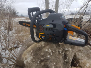 BRAND NEW PULAN PRO 42cc 18in BAR CHAINSAW