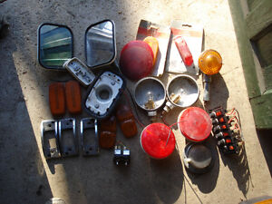 Towing/Trailer Lights Etc