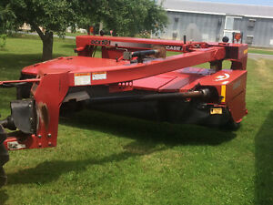 CASE DX101 MOWER CONDITIONER IN BEAUTIFUL CONDITION