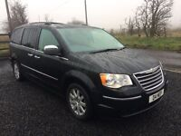 Chrysler Grand Voyager Limited 2.8crd New Model 7 Seater / may part exchange