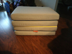 Mattress folding kids Ikea SLAKT