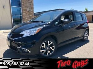 2015 Nissan Versa Note SR  - Bluetooth -  Heated Seats