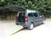 2014 Citroen Berlingo 1.6 XTR Wheelchair Accessible Vehicle.