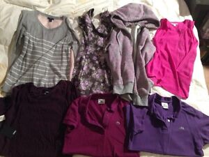 Aritzia, Lacoste and more tops