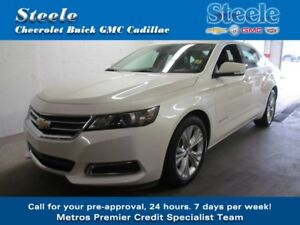 2014 Chevrolet IMPALA LT One Owner w/Leather !!!