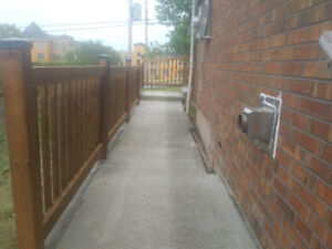 Walkways and beyond! Offering Residential Concrete work
