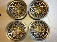Trans am Snowflake Rims.